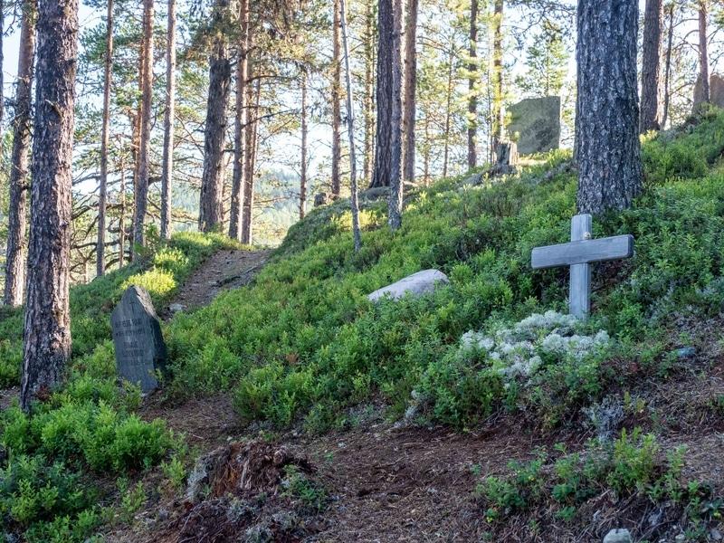 Norges underligste gravplass?